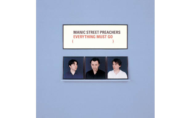 Manic Street Preachers - Everything Must Go (Sony)