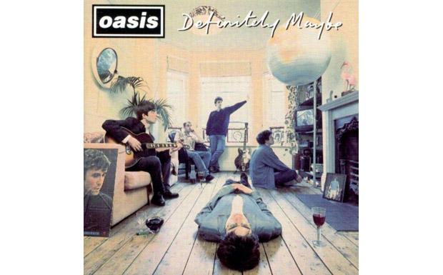 Oasis - Definitely Maybe (Sony)