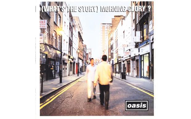 Oasis - (Whats The Story) Morning Glory? (Indigo)