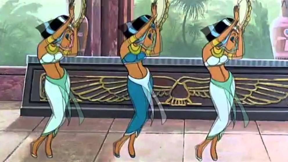 Ob Bangles oder Asterix: Walk Like An Egyptian!