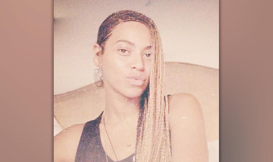 ... während Beyoncé sich in den Hamptons erholte.