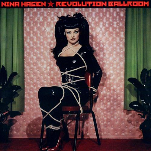 Nina Hagen Revolution Ballroom Cover