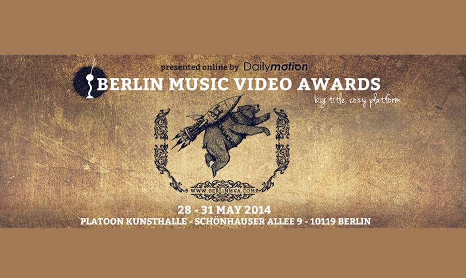 Vom 28. bis 31. Mai finden die Berlin Music Video Awards in der PLATOON Kunsthalle statt.