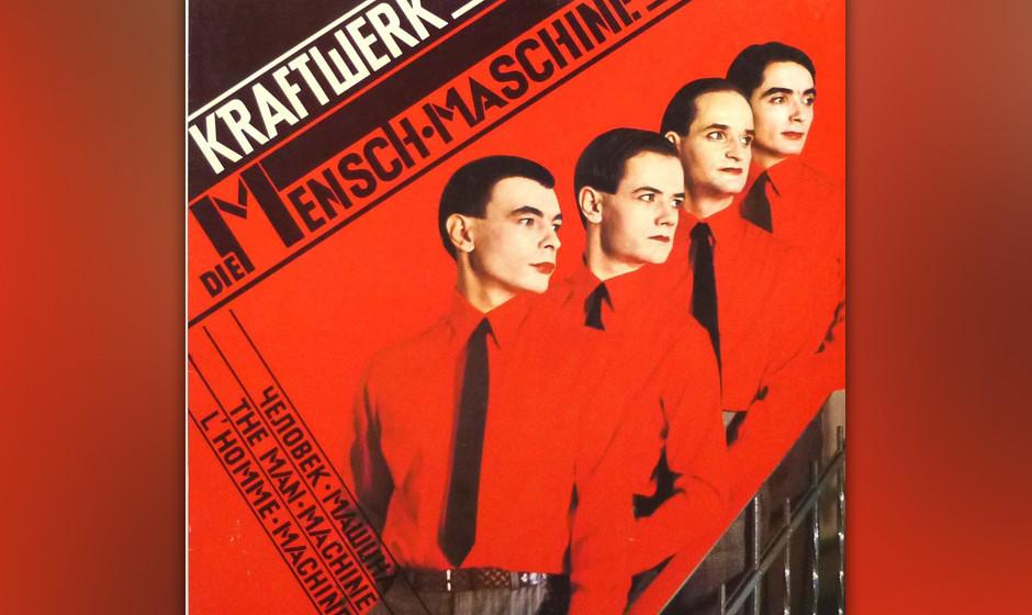 Kraftwerk – DIE MENSCH-MASCHINE (1978)