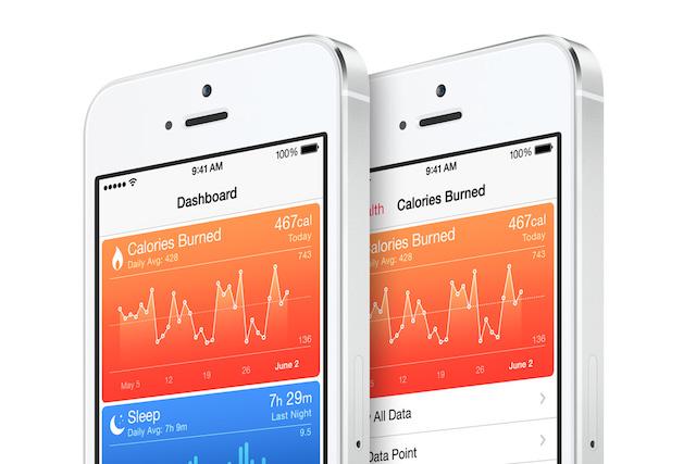 Mit Apple gesünder? Das neue iOS 8 inkludiert ein HealthKit