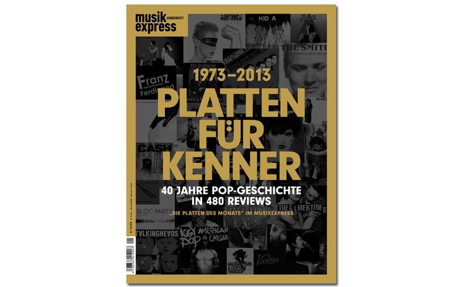 'Platten für Kenner' ist seit dem 28. Mai 2014 erhältlich.