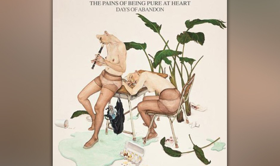 The Pains Of Being Pure At Heart - DAYS OF ABANDON