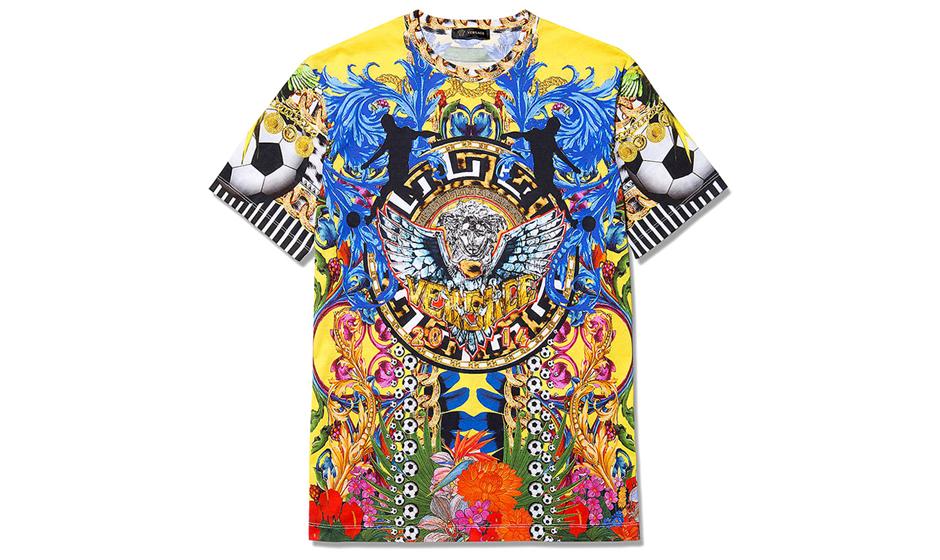 Herren-Shirt von Versace.