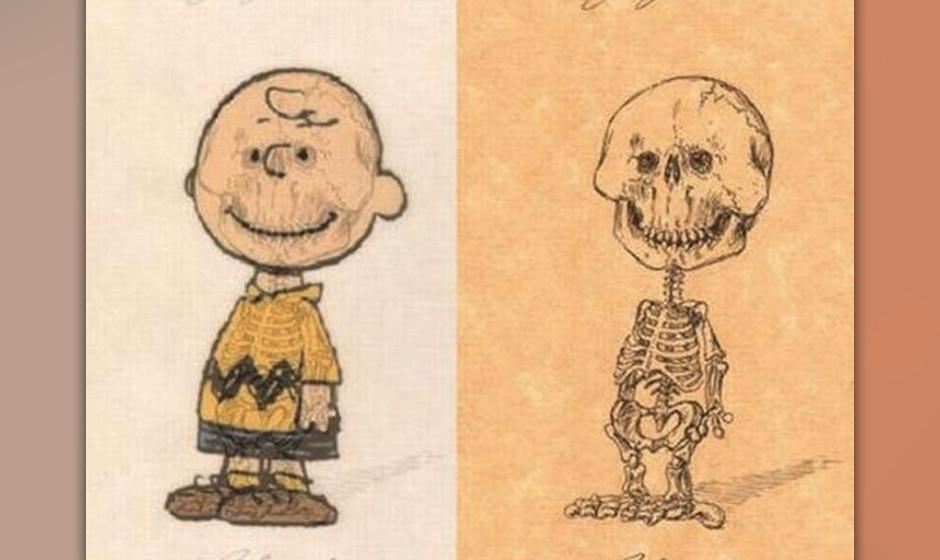 Geröntgt: Die Anatomie von Comichelden