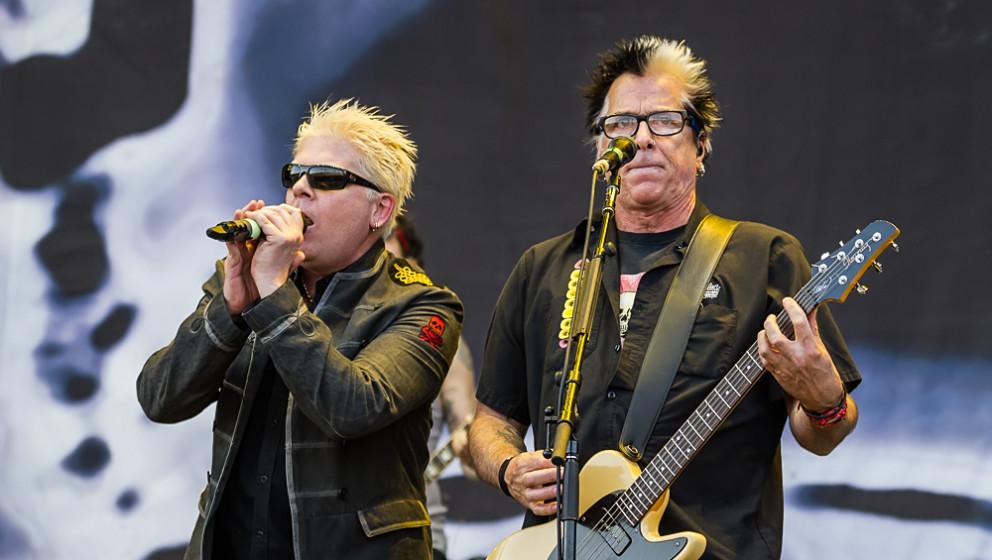 The Offspring, hier live bei Rock im Park 2014