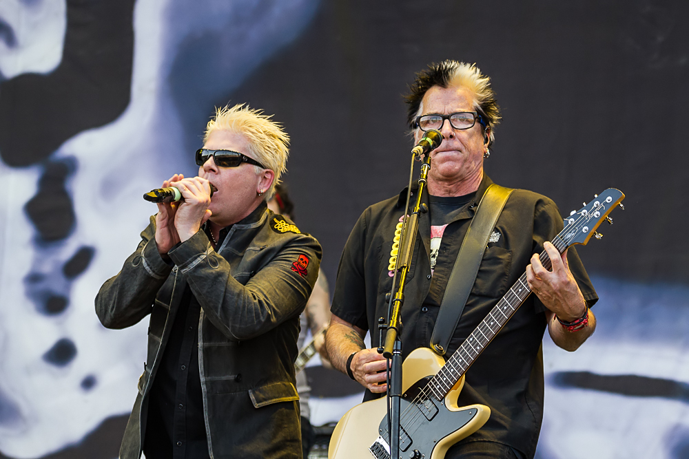The Offspring, hier live bei Rock im Park 2014