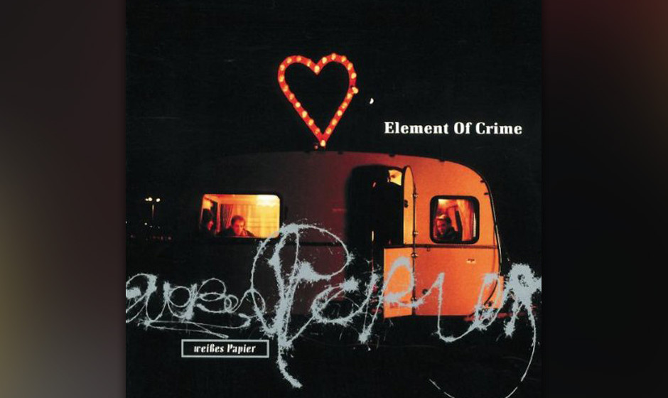 Element Of Crime - WEISSES PAPIER (1993)