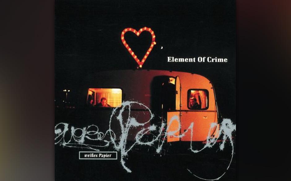 Element Of Crime - WEISSES PAPIER (1993)