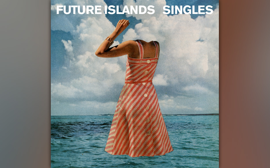 Future Islands haben eine Live-EP veröffentlicht.