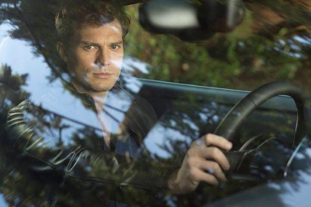 Jamie Dornan verdreht in 'Fifty Shades of Grey' Protagonistin Anastasia Steele den Kopf.