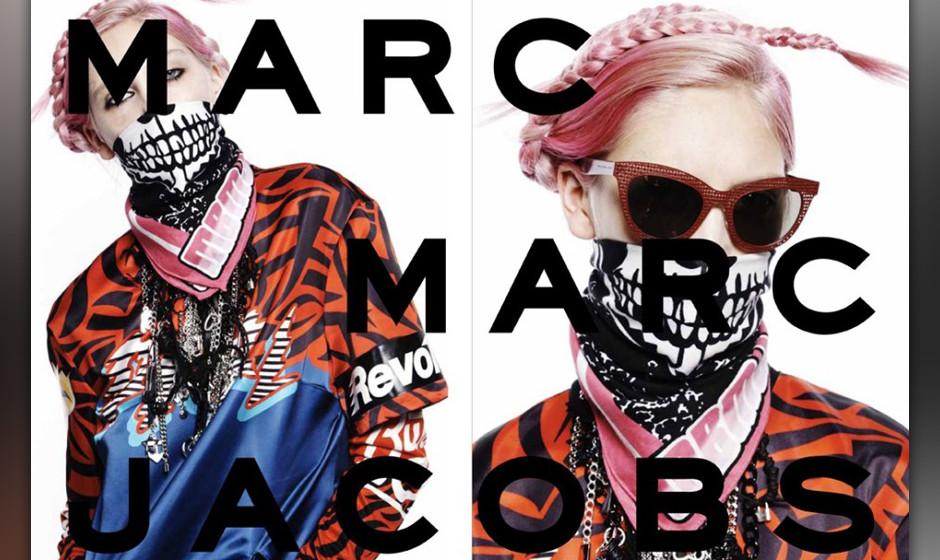 Marc-Jacobs-Fans und Hobbymodels hatten im April die Chance, sich selbst durch ihr Lieblingslabel bekannt zu machen.