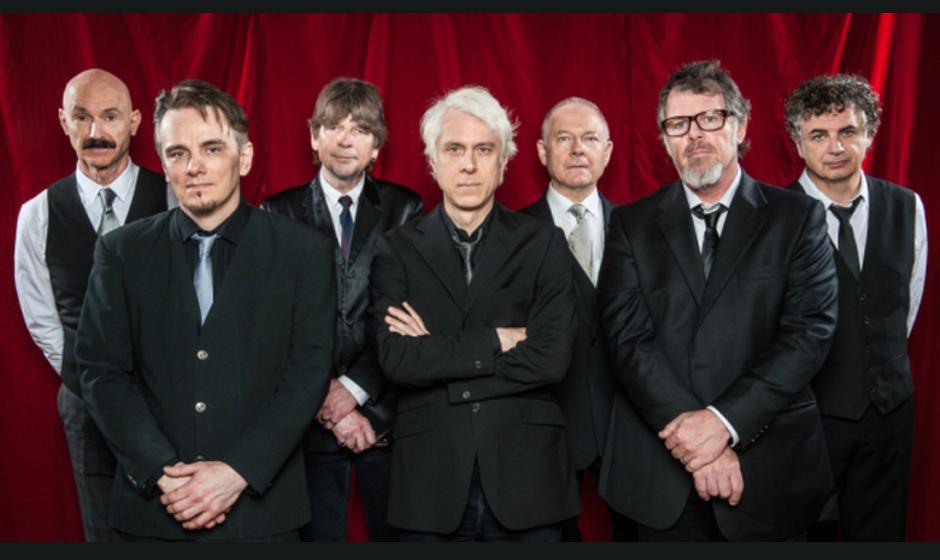 Sie sind wieder zurück: King Crimson arbeiten an neuem Material.