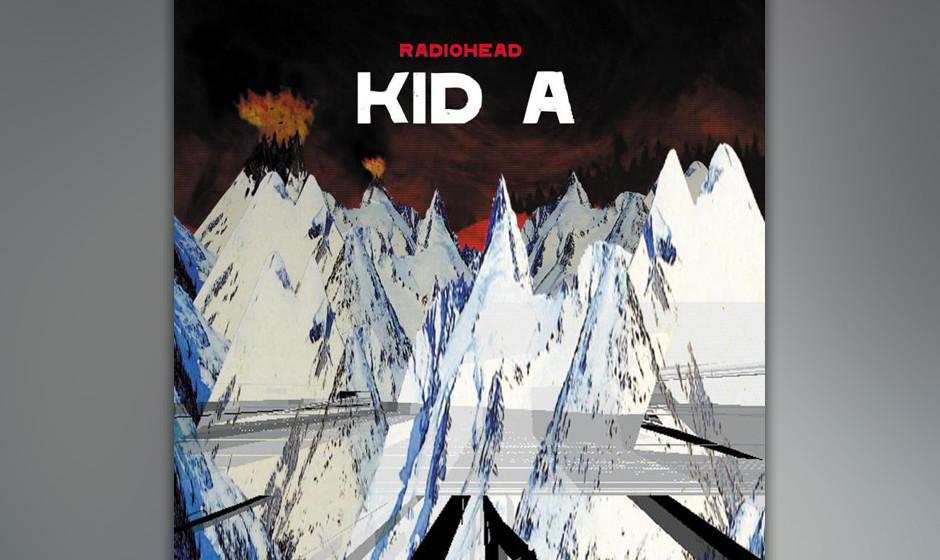 Radiohead - KID A: Radiohead mieteten sich über ein Dreivierteljahr in verschiedenen Studios ein, zuletzt im September'99