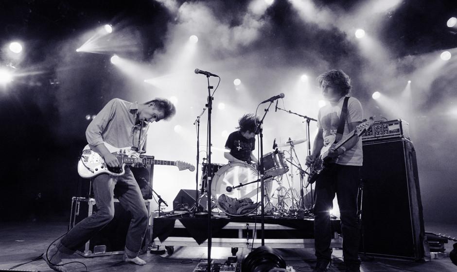 Die Nerven beim Roskilde Festival 2014