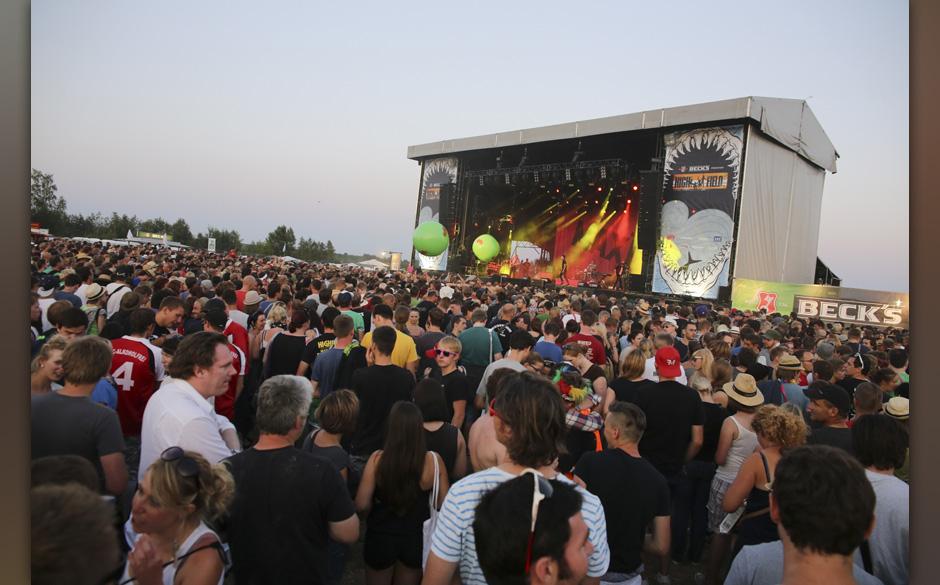 Das Highfield-Festival hat neue Bands bestätigt.