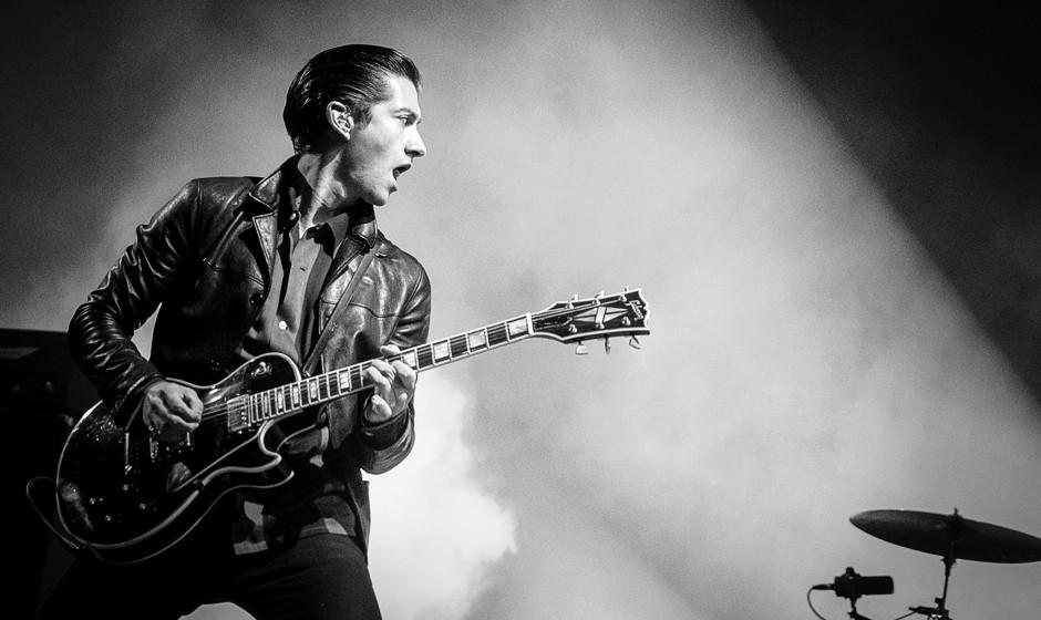 Arctic Monkeys beim Roskilde Festival 2014