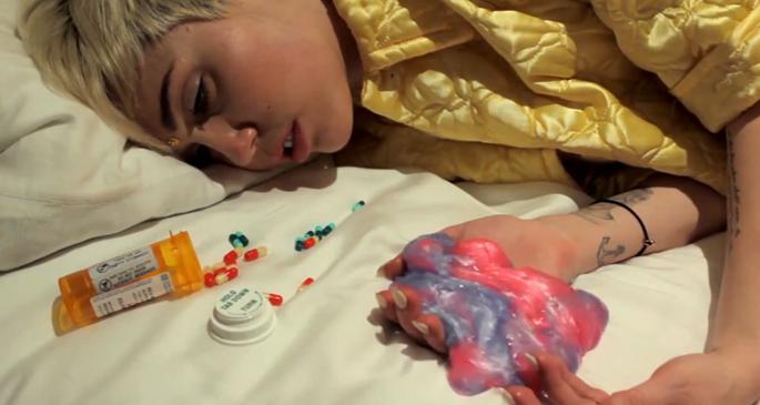 'Blonde SuperFreak Steals the Magic Brain'