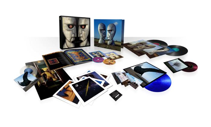 THE DIVISION BELL von Pink Floyd - das bislang letzte Album der Rockband.