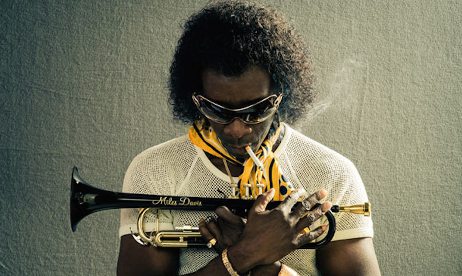 The Man with the Horn: Don Cheadle...