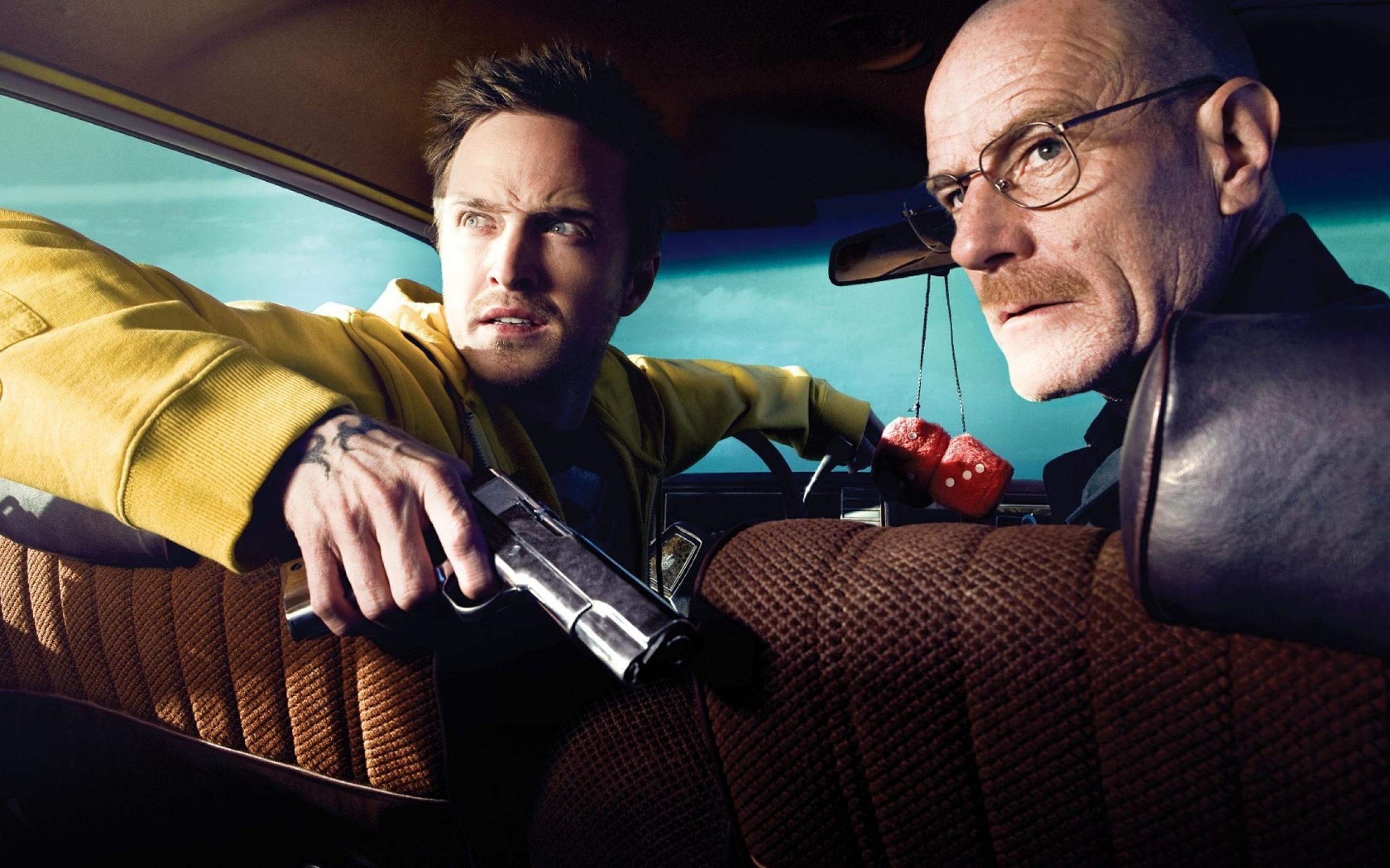 """Wohl zum letzten Mal dabei: Die letzte Staffel der Dramaserie """"Breaking Bad"""" ist 16-mal nominiert."""
