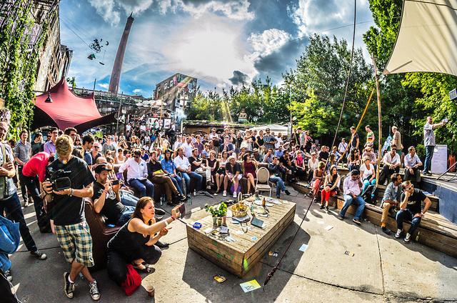 Vom 16. bis 17. Juli findet das dritte Tech Open Air statt.