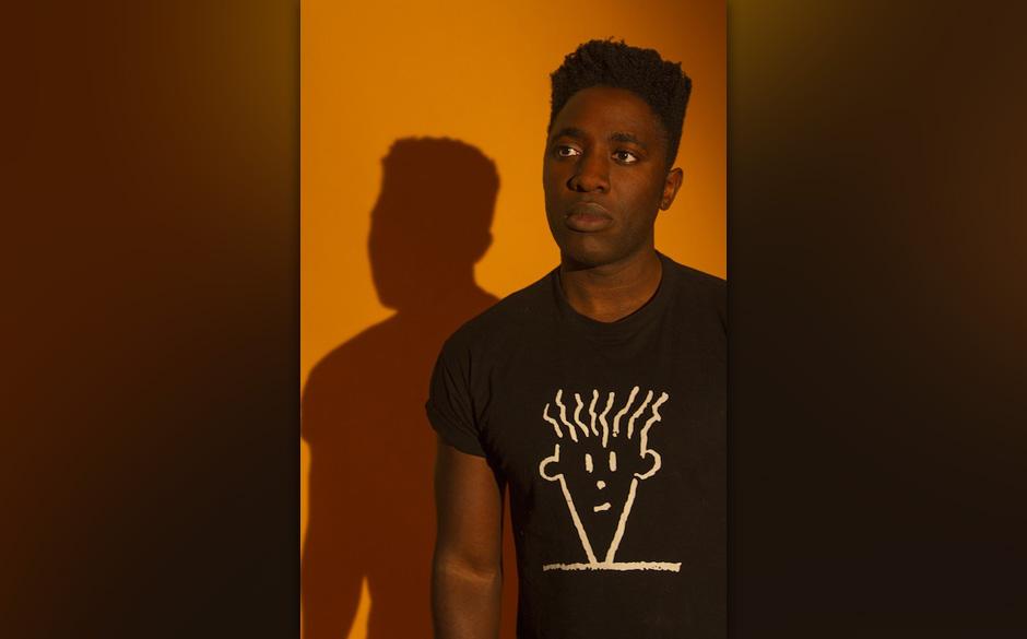 Kele Okereke bringt am 10. Oktober 2014 seine neue Solo-Platte TRICK heraus.