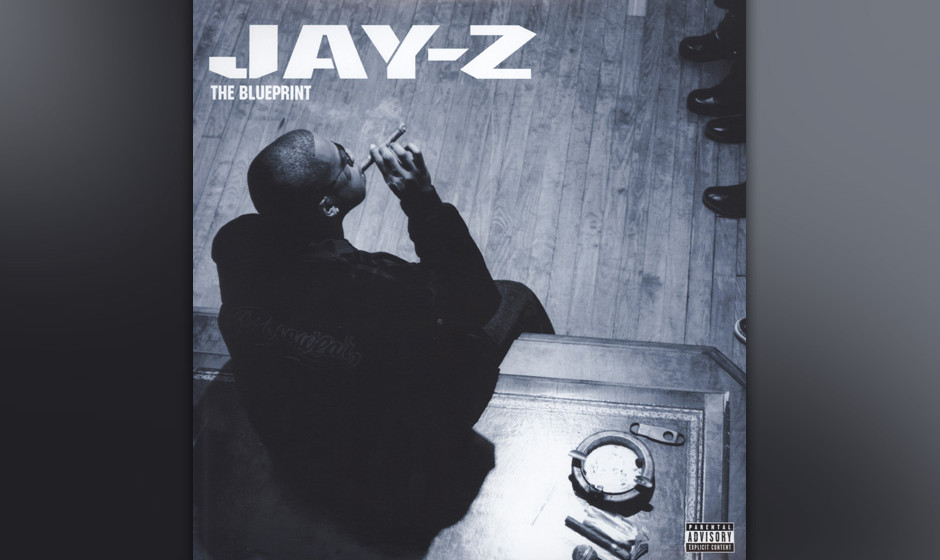 12. Jay-Z - THE BLUEPRINT