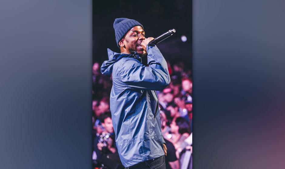 Kendrick Lamar feiert mit seinem Kurzfilm m.A.A.d. im August Premiere.