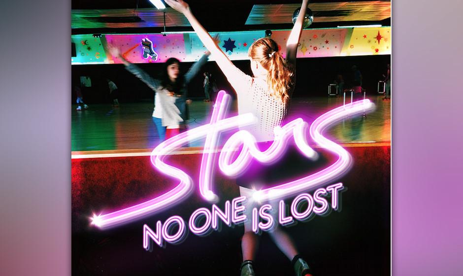 Artwork zum Stars-Album NO ONE IS LOST