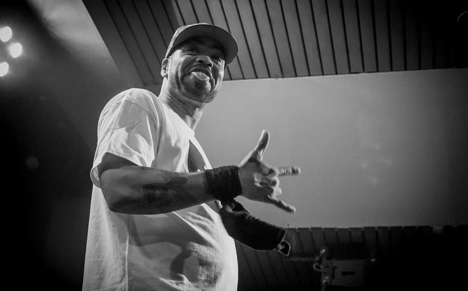 Method Man & Redman, Astra Berlin