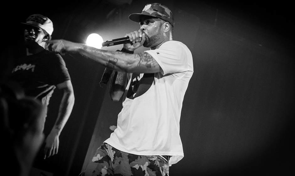 Method Man & Redman, Astra Berlin