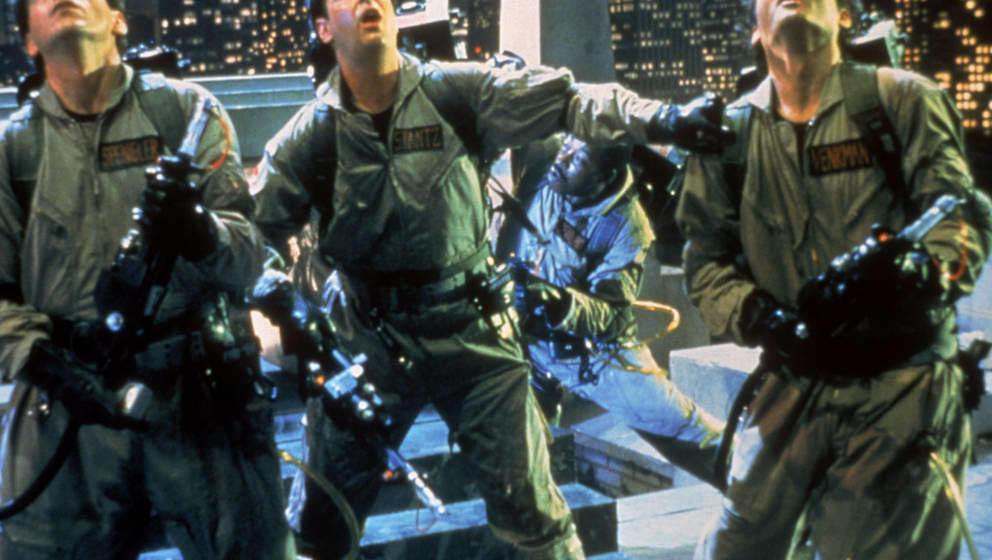 Platz 31: 'Ghostbusters'  USA 1984, Regie: Ivan Reitman, mit Bill Murray, Dan Aykroyd, Harold Ramis