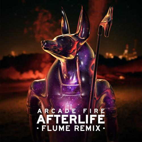 Flume remixt Arcade Fires 'Afterlife'