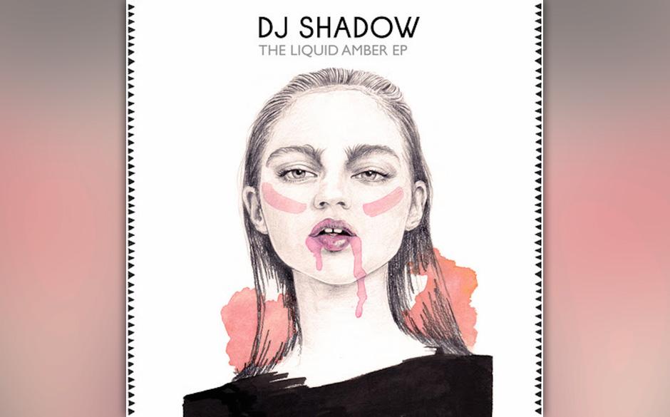 DJ Shadow stellt neue EP 'LIQUID AMBER' als Stream vor
