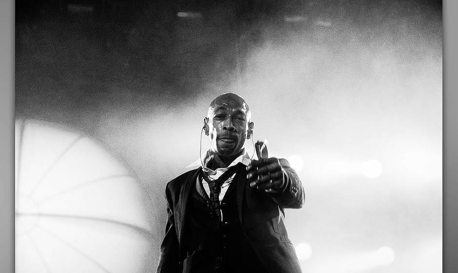 Demba Nabé mit Seeed beim Rock'n'Heim Festival 2015