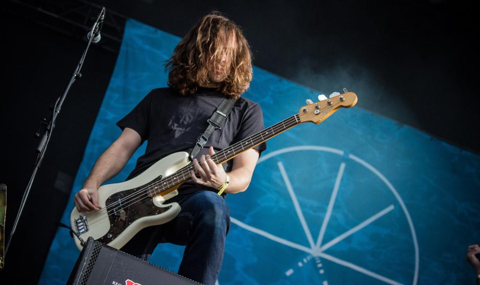 Touché Amoré, Highfield Festival 2014