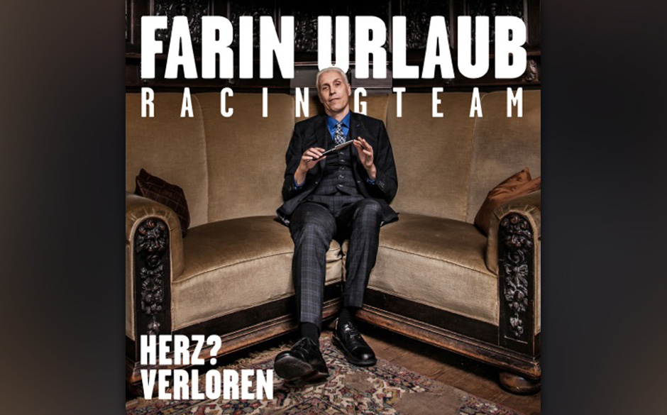 "Farin Urlaub Racing Team kündigt ""Herz? Verloren"" als erste Single aus 'FASZINATION WELTRAUM' an"