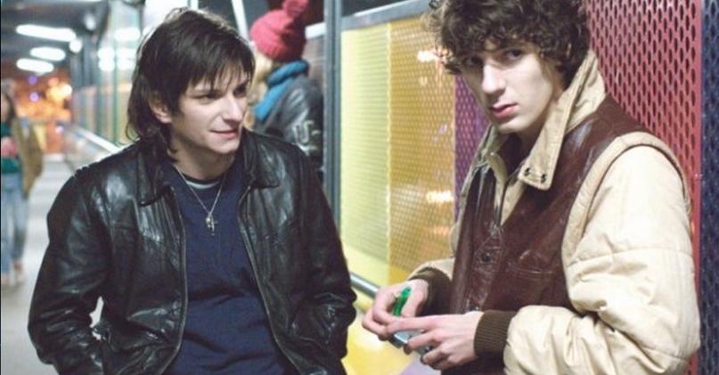 Arnaud Azoulay und Vincent Lacoste verkörpern im Film 'Eden' Daft Punk - hier noch ohne Helme!