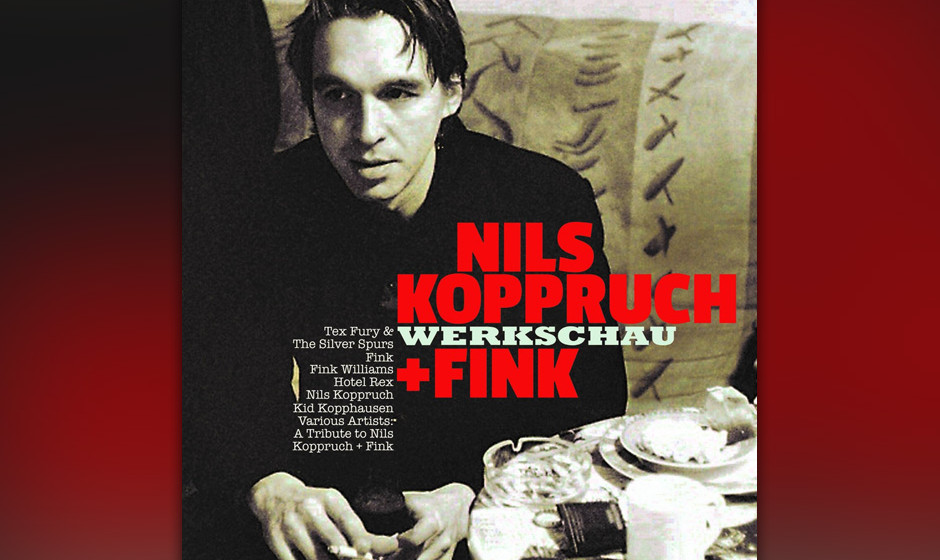Nils Koppruch + Fink - WERKSCHAU