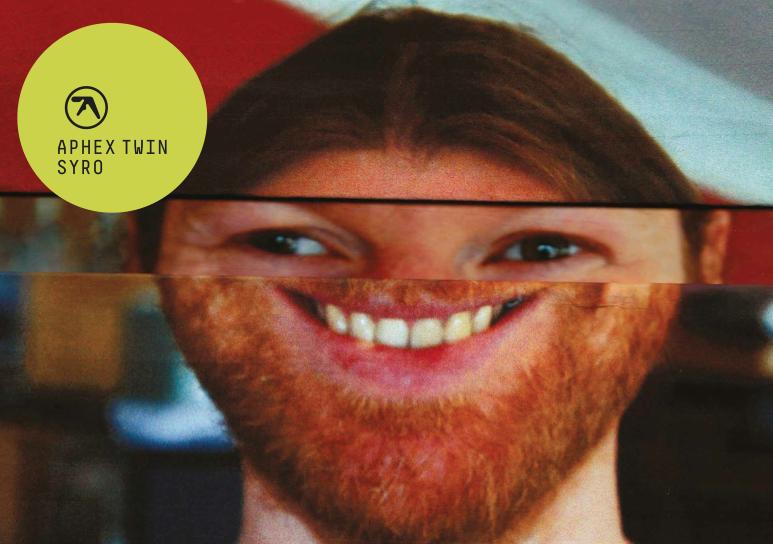 Aphex Twin meldet sich mit SYRO zurück