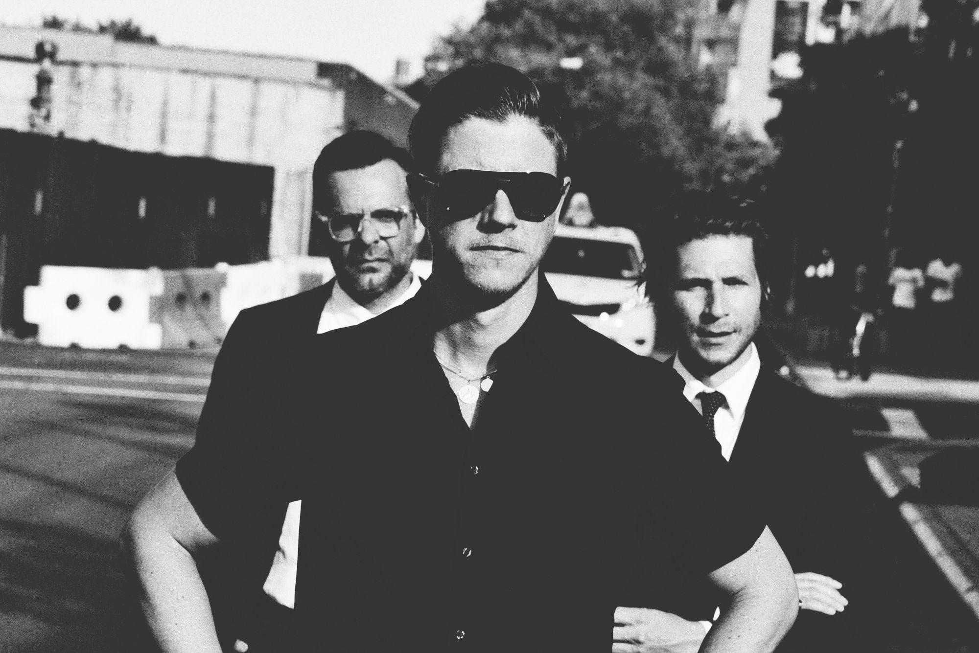 Interpols fünftes Album EL PINTOR erscheint am 5.September 2014