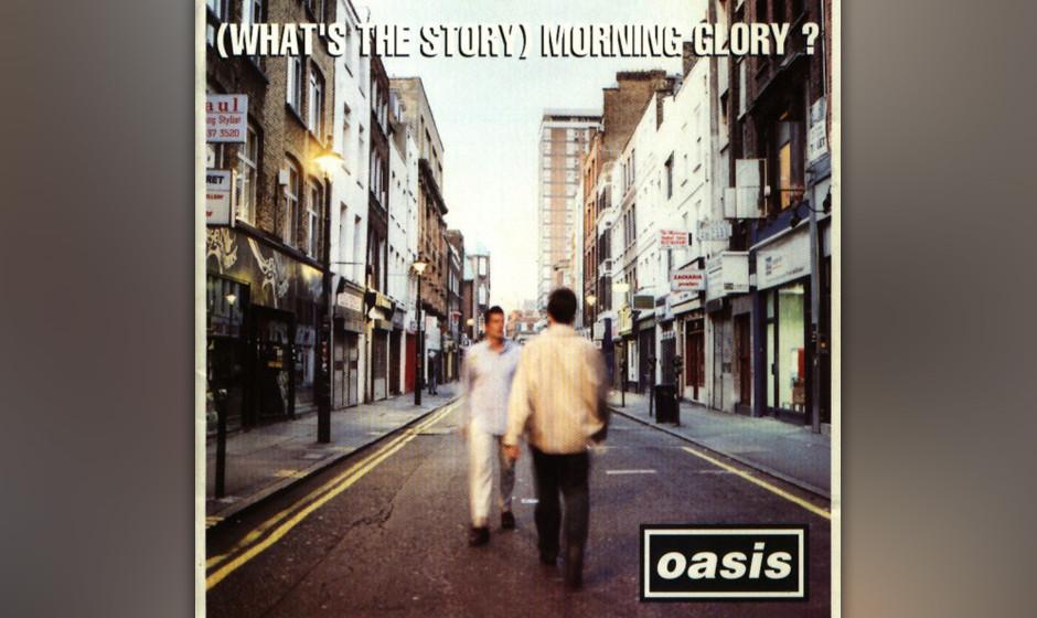 (WHAT'S THE STORY) MORNING GLORY? erscheint im September in einer überarbeiteten Version