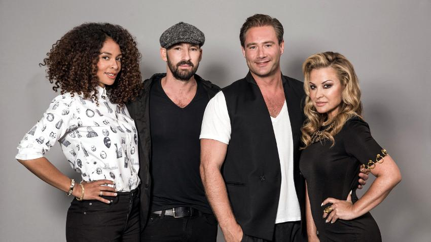 Joy Denalane, Gentleman, Sasha, Anastacia - die Fachjury bei 'Rising Star' auf RTL