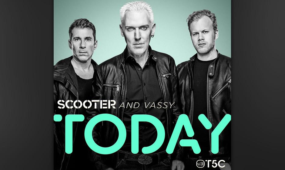 Die Vorab-Single 'Today' gibt es ab 5.September zu hören