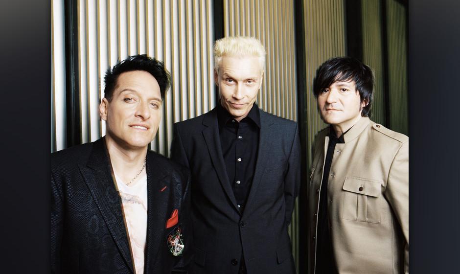 """Die Ärzte sind mit ihren Song """"Schrei nach Liebe"""" wieder auf Platz 1 der Charts."""